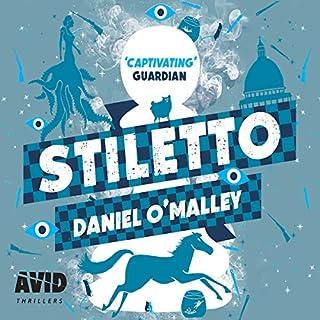 Stiletto cover art