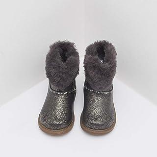 Shoexpress Casual Shoes for Girls, 25 EU, Grey