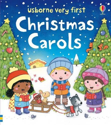 Christmas Carols (Very First Words)