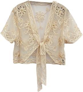 55e270484 Amazon.es: boleros para vestidos de fiesta - Beige