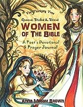 Women of the Bible: Queens, Brides & Divas: A Poet's Devotional & Prayer Journal | The Thinking Tree