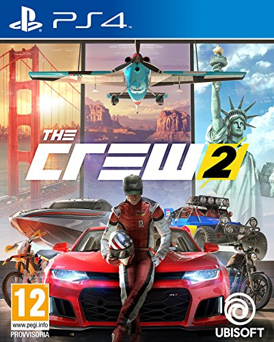 The Crew 2 - Standard - PlayStation 4 - Italiano