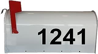Best vinyl mailbox numbers Reviews