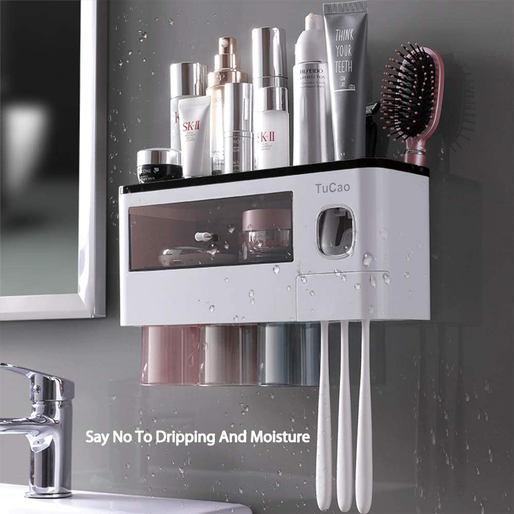 TuCao Automatic Toothpaste Portland Mall Dispenser Mounted Direct store Wall Squeezer Spa