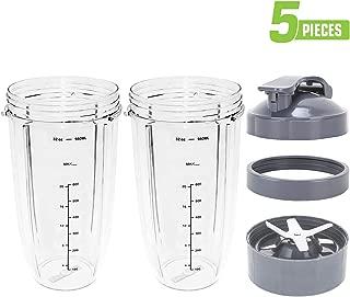 Best nutribullet magic bullet replacement cups Reviews