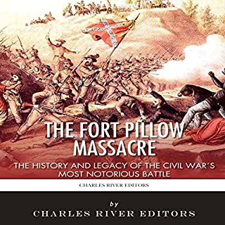 The Fort Pillow Massacre audiobook cover art