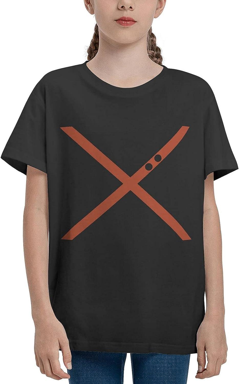 My Hero Academia-Katsuki Bakugo Youth T-Shirt Kids Boys Girls Fashion T-Shirt Print Tee Shirts Tops