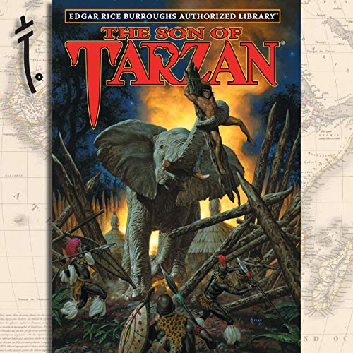 The Son of Tarzan cover art