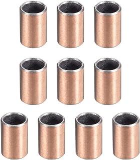 Oilite Bronze Bush Bearing 14mm bore x 20mm OD x 10mm long