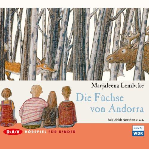 Die Füchse von Andorra cover art