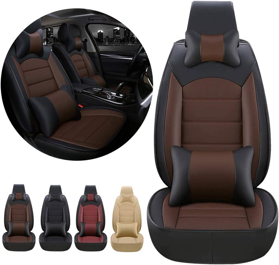 WANLING Car PU Leather Seat Covers All items free shipping ML Max 80% OFF Mercedes Fit for Benz 320