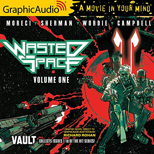 Wasted Space, Volume One cover art