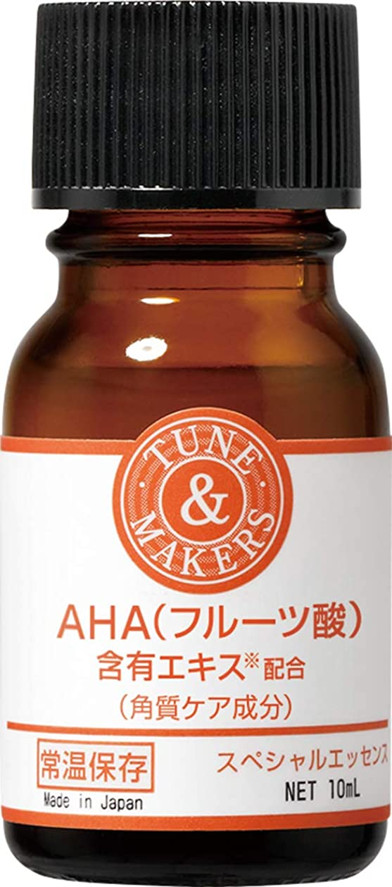 スモッグスパンシーズンチューンメーカーズ AHA(フルーツ酸含有エキス配合エッセンス 10ml 原液美容液 [毛穴ケア]
