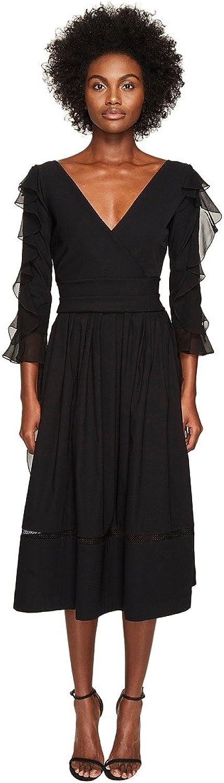 Preen by Thornton Bregazzi Womens Alva Ted Stretch Satin Dress