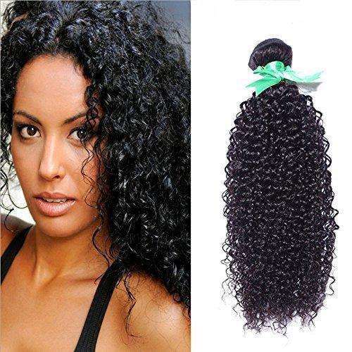 Cheveux Péruviens vierges Extensions de cheveux humains vague bouclés 3 lots 50 g/pc 45,7 cm 50,8 cm 55,9 cm