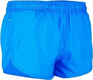 VBRANDED Men's American Flag Side Split Running Shorts with Mesh Linen