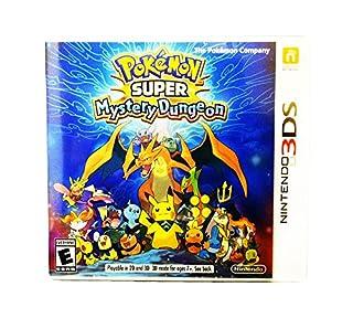 Pokemon Super Mystery Dungeon - Nintendo 3DS Standard Edition (B00YC7DZP4) | Amazon price tracker / tracking, Amazon price history charts, Amazon price watches, Amazon price drop alerts