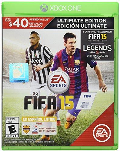 fifa 17 costo xbox one fabricante Electronic Arts