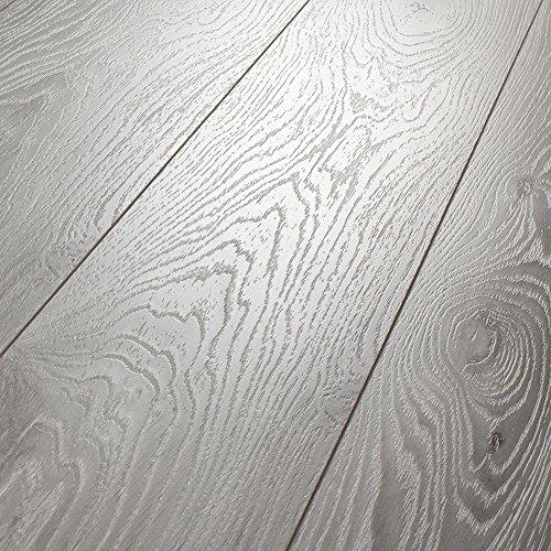 Kronotex Villa Timeless Oak Grey 12mm Laminate Flooring D3571 L1045 M1206 SAMPLE