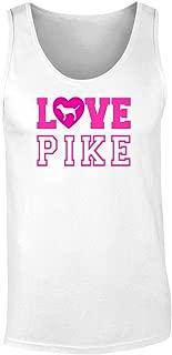 Pi Kappa Alpha Love Pike Graphic Unisex Tank Top