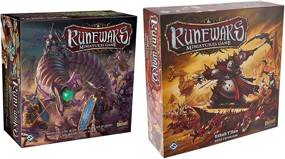 latest Runewars: Miniature Game trust Core Y'llan Set Uthuk