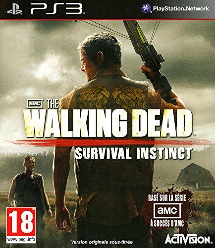 The Walking Dead : Survival Instincts [Französisch Import] (Deutsch-Spiel)