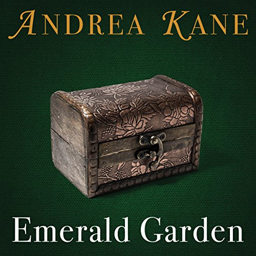 Emerald Garden audiobook cover art
