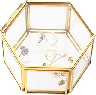 Best ring box gold Reviews