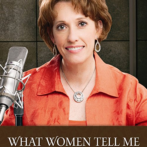 What Women Tell Me audiobook cover art
