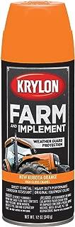 Krylon 1954 Orange Each Farm & Implement Paints New Kubota