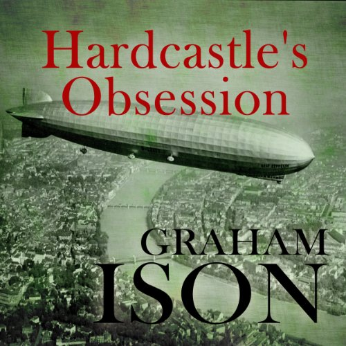 Hardcastle's Obsession audiobook cover art