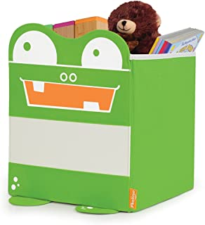 P'Kolino Mess Eaters Shelf Storage Bins, Green