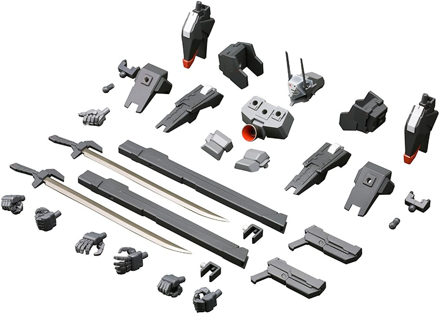 Arms extended arms 01 RF9 Revenant eye extended parts Re 1   100 scale model Kit