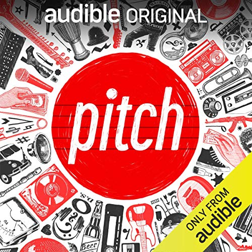 Pitch Podcast By Audible Original cover art
