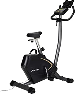 ALINCO(アルインコ) フィットネスバイク プログラムバイク7018 負荷24段階 心拍数測定 USB電源搭載 AFB7018