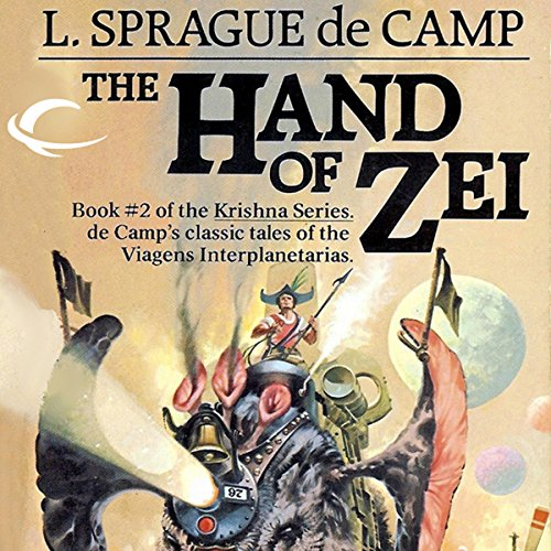 The Hand of Zei audiobook cover art