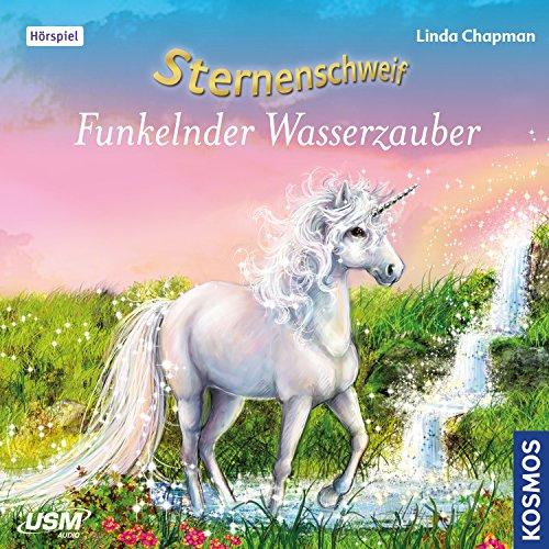 Funkelnder Wasserzauber cover art