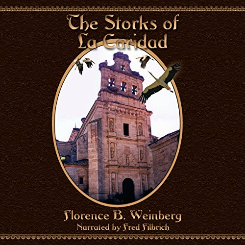 The Storks of La Caridad audiobook cover art