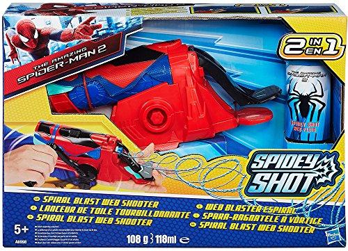 Spider-Man- Star Wars Spider-Man-A6998E270-Figurine-Lance Fluide Evolution, A6998E270