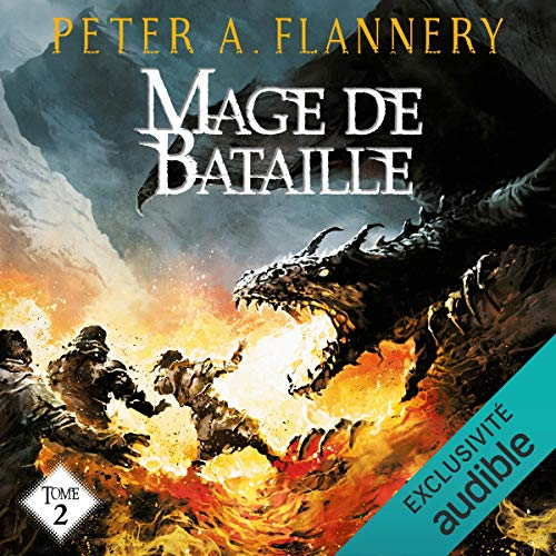 Mage de bataille 2 cover art