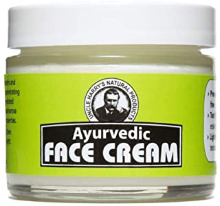 Sponsored Ad - Uncle Harry's Natural Products Ayurvedic Face Cream with Jojoba Esters and Pure Essential Oils of Turmeric,...