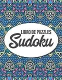 Libro De Puzzles Sudoku: Rompecabezas de Sudoku para adultos y mayores en letra grande - Nivel de dificultad Medio a muy difícil - Con soluciones
