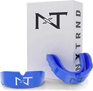 Nxtrnd Rush Mouth Guard Sports – 2 Pack of Professional Mouthguards for Boxing, Football, MMA, and More