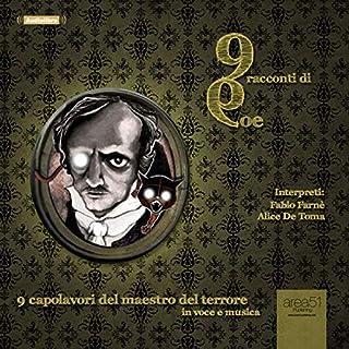 9 racconti di Poe copertina