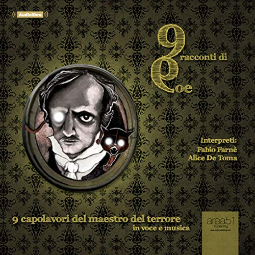 9 racconti di Poe [9 Tales of Poe] audiobook cover art