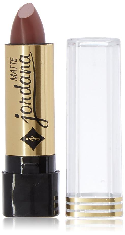 苦行リッチ誤JORDANA Matte Lipstick - Matte Taupe by Jordana Cosmetics