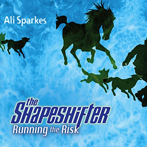 The Shapeshifter audiobook cover art