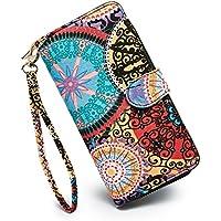 Loveshe Rfid Blocking Bohemian style Wallet