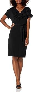 Calvin Klein Women's Short Sleeve Casual Dress