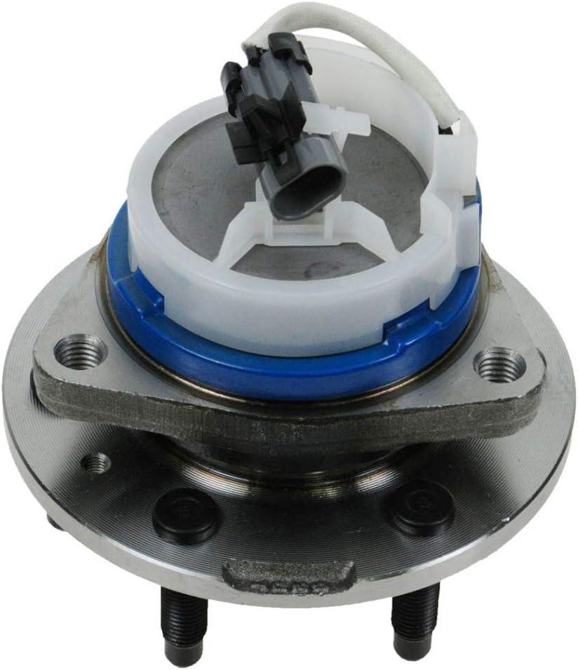 2x Front Wheel Hub and Bearing For RWD 16-17 Cadillac ATS-V CTS-V ...